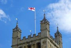 Cathédrale d'Exeter Photographie stock libre de droits