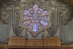 Cathédrale d'organe, Galway image libre de droits