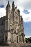 Cathédrale d'Orvieto image stock