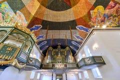 Cathédrale d'Oslo - Norvège photo libre de droits
