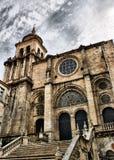 Cathédrale d'Ourense Photos libres de droits