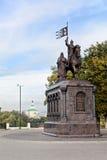 Cathédrale d'Uspensky dans Vladimir, Russie Images libres de droits