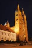 Cathédrale dans Djakovo, Croatie images libres de droits