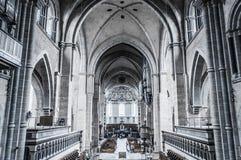 Cathédrale dans le Trier, Allemagne Images stock