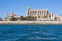 Cathédrale dans Palma Photo stock