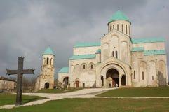 Cathédrale de Bagrati dans Kutaisi, la Géorgie Photographie stock libre de droits