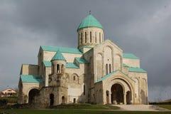 Cathédrale de Bagrati dans Kutaisi, la Géorgie Photographie stock