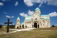 Cathédrale de Bagrati (héritage de l'UNESCO) dans Kutaisi, la Géorgie photos libres de droits