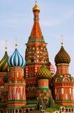 Cathédrale de basilic de saint de Moscou Image stock