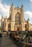 Cathédrale de Bath photo stock