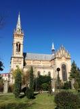 Cathédrale de Batumi de la mère de l'église de Dieu Image stock