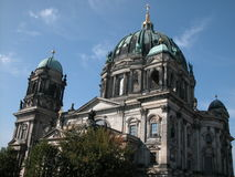 Cathédrale de Berlin Image stock