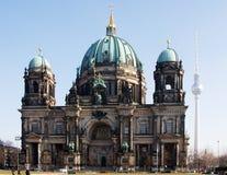 Cathédrale de Berlin. Image stock