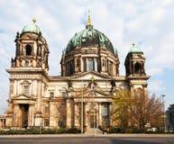 Cathédrale de Berlin Photographie stock libre de droits