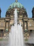 Cathédrale de Berlin Image libre de droits