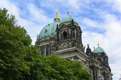 Cathédrale de Berlin (les DOM de Berlinois) Image stock