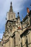 Cathédrale de Berne Photographie stock