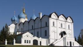 Cathédrale de Blagoveschenskiy. Photos stock