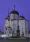 Cathédrale de Blagovezhensky Photographie stock