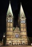 Cathédrale de Brême photo libre de droits