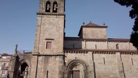 Cathédrale de Braga banque de vidéos