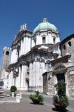 Cathédrale de Brescia, Italie Photographie stock libre de droits