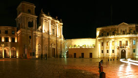 Cathédrale de Brindisi Images libres de droits