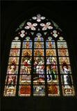 cathédrale de Bruxelles photographie stock