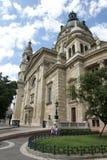 Cathédrale de Budapest Image libre de droits
