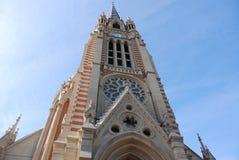 cathédrale de buenos d'aires image libre de droits