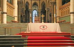 Cathédrale de Cantorbéry photos libres de droits