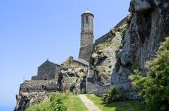 Cathédrale de Castelsardo Photographie stock