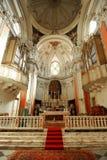 Cathédrale de Catane en Sicile photos libres de droits