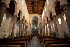 Cathédrale de Cefalù Images stock