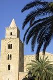 Cathédrale de Cefalu image libre de droits