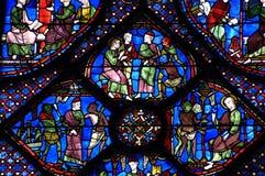 Cathédrale de Chartres photo stock