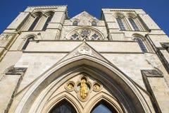 Cathédrale de Chichester à Chichester photos libres de droits