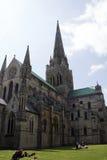 Cathédrale de Chichester photo stock