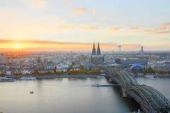 Cathédrale de Cologne, Allemagne photographie stock