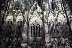 Cathédrale de Cologne, Allemagne Images libres de droits