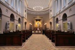 Cathédrale de Copenhague Photo stock