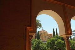 Cathédrale de Cordoue Image libre de droits