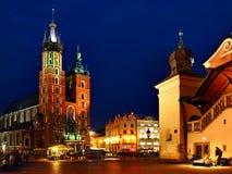 Cathédrale de Cracovie Photographie stock