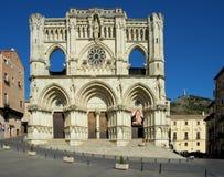 Cathédrale de Cuenca, Espagne photos libres de droits