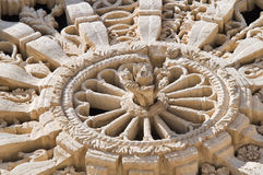 Cathédrale de delle Fonti d'Acquaviva. La Puglia. l'Italie. Images stock