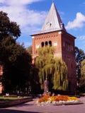 Cathédrale de Drohobych Photographie stock