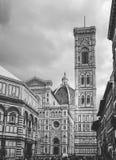 Cathédrale de Duomo du ` s de Florence image libre de droits