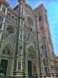Cathédrale -1a de Florence Photographie stock libre de droits