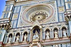 Cathédrale -1a de Florence Images stock
