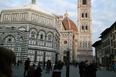 Cathédrale de Florence Photo stock